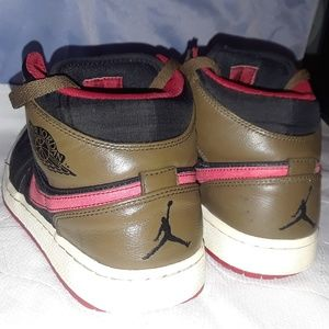 Air Jordan 1 Retro Phat Mens Shoes Sz 9 rare